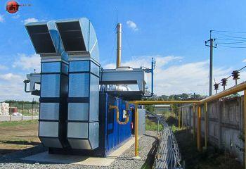 Газопоршневая электростанция Tedom